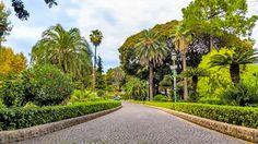 """Palermo - der Park """"Giardino Inglese"""" - Ort der Entspannung in einer brodelnden Stadt: http://www.trip-tipp.com/sizilien/ausfluege-stadt/palermo.htm#GiardinoInglese #sizilien #sicily #sicilia #palermo"""