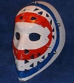 GM Hockey open forum - What is your favourite goalie mask design, past or present? Montreal Canadiens, Hockey Goalie, Ice Hockey, Ken Dryden, Mask Tattoo, Goalie Mask, Perfect Beard, Beer Opener, Mask Design