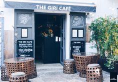 THE GIRI CAFÉ IBIZA  Giri Café außenansicht