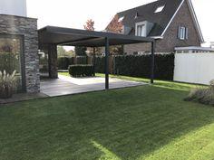Outdoor Living, Outdoor Decor, Garden Design, Berlin, Pergola, Sidewalk, Architecture, House, Home Decor