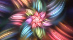 Flowery Blur by wolfepaw.deviantart.com on @DeviantArt