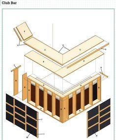 21 best bar images woodworking log furniture bar home rh pinterest com