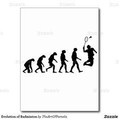Évolution badminton