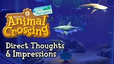 My Animal Crossing: New Horizons Nintendo Direct Thoughts & Impressions Animal Games, My Animal, Gamecube Games, Animal Crossing, Video Games, Nintendo, Thoughts, Animals, Videogames