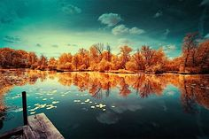 Sureale Infrarot Fotografie von David Keochkerian | KlonBlog