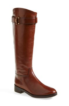 Wearing these Tory Burch riding boots all season!