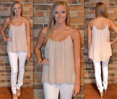 Top and pants available in store!