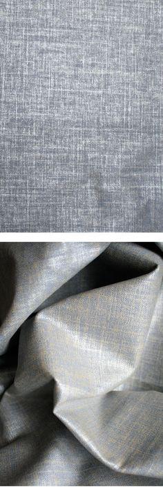 Tonic Living,Alchemy Linen, Steel,55% Linen / 45% Rayon,Retro futon covers, retro fabric and pillows