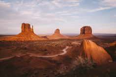 jared chambers - Monument Valley, AZ  must see one day