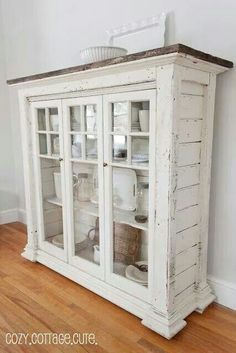 What can you make with shutters and windows