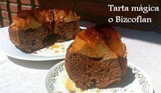 Tarta mágica o Bizcoflan | Cocinar en casa es facilisimo.com