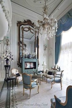 All About Vintage Romantic Style