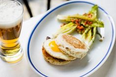 18 Restaurants In Soho We Can't Live Without #refinery29  http://www.refinery29.com/best-soho-restaurants#slide-8  Little Prince Let this spot be your introduction to French food. Little Prince has the requisite ratatouille, steak frites, and wine list, but without the holier-than-thou attitude (or prices). Plus, you still get that romantic bistro ambiance. Bon appetit!Little Prince, 199 Prince Street (between Macdougal and Sullivan streets); 212-335-0566.