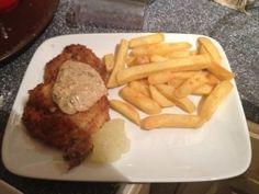 Liechtenstein- Pork Schnitzel