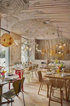 MamaCampo restaurantes para ir con niños en Madrid #planesconniños #restaurantesparaniños