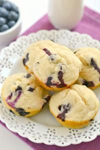 about Muffin Recipes from MyRecipeMagic.com on Pinterest   Muffins ...