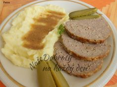 Meatloaf, Cooking Recipes, Sweets, Baking, Cooking, Gummi Candy, Chef Recipes, Candy, Bakken