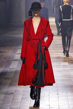 Now, THIS Is Why We Go To Paris Fashion Week #refinery29  http://www.refinery29.com/2015/03/83405/lanvin-paris-fashion-week-fall-2015#slide-1