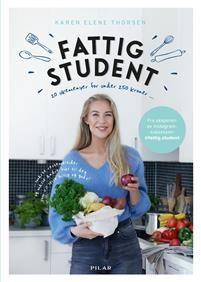 Recension: Fattig student - 20 veckomenyer under 250 kronort av Karen Elene Thorsen My Wish List, Student