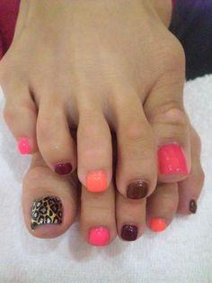 toenails