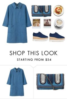 """Untitled #193"" by inveins ❤ liked on Polyvore featuring STELLA McCARTNEY, Band of Outsiders and Denimondenim"