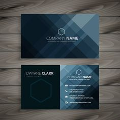 Dark business card with lines Free Vector Business Cards Layout, Professional Business Card Design, Free Business Card Templates, Elegant Business Cards, Modern Business Cards, Templates Free, Creative Business, Construction Business Cards, Visiting Card Design