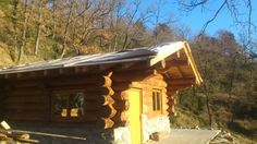 log cabin in catalunya