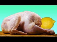 Augen zu und durch: Dieses Huhn wird sauer, aber lecker!