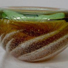 Palecek Skrdlovice Blown Glass Bowl
