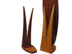 Timber Surfboard Display Stand