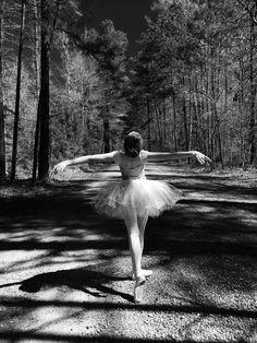 Once a dancer, always a dancer.