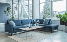 Nordic Sofa, Sectional Sofa, Couches, Outdoor Furniture, Outdoor Decor, Future House, Interior, Design, Home Decor