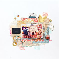 Christin aka Umenorskan scrapper: Zva Creative October DT Blog Hop