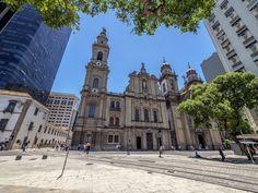 https://flic.kr/p/PeyaTx | Igreja de Nossa Senhora do Carmo da Antiga Sé | Antiga catedral do Rio de Janeiro, onde imperadores foram coroados e nobres casaram-se.  Praça 15, Centro, Rio de Janeiro, Brasil. Tenham um belo dia. _____________________________________________  Church of Our Lady of Carmo  Rio's old cathedral, where emperors were crowned and nobles were married.  15 Square, Downtown, Rio de Janeiro, Brazil. Have a great day.  _____________________________________________  Buy my…