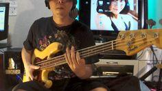 強烈な往復サムスラップでモーニング娘。'15『スカッとMy Heart』をガムシャラに弾いてみた!(Morning Musume。'15[Ref...