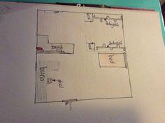 Dit is het ontwerp van mijn woonkubus