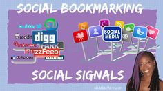 """Social Bookmarking for more Social Signals """"VOTES"""""""