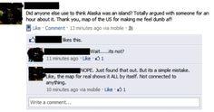 Hilarious Facebook Status Update!