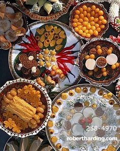 Sweets, Thai Food in Thailand, Southeast Asia, Asia