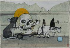 Image of Erik Sille - The Adventures of Junshi and Stillborn 16