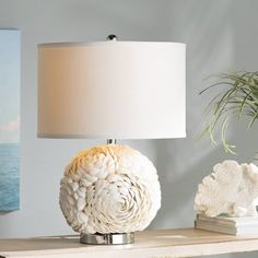 Discover the best nautical, coastal, and beach lamps at Beachfront Decor. When you want to buy a beach themed lamp, we have table and floor lamp options. White Table Lamp, Table Lamp Sets, Coastal Style, Coastal Decor, Coastal Bedding, Coastal Entryway, Coastal Rugs, Modern Coastal, Entryway Bench