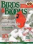 Birds and Blooms Lots of gardening tips
