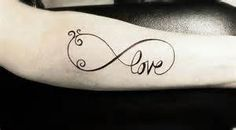 love infinity tattoo - Yahoo! Image Search Results