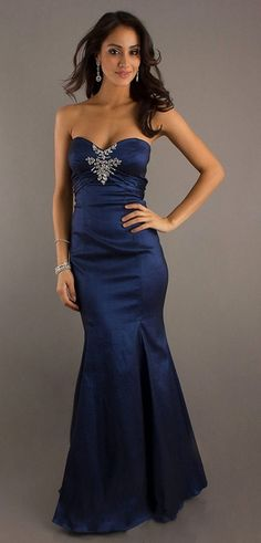 Dark Purple Prom Dresses 2013