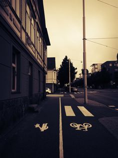 City streets #Helsinki