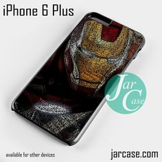 Typography ironman Phone case for iPhone 6 Plus and other iPhone devices