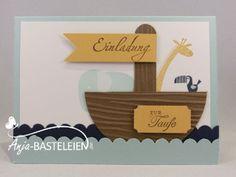 Zoo Babies - Einladung zur Taufe