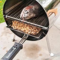 Winnen: elektrische rookoven van Barbecook Charcoal Grill, Barbecue, Grilling, Outdoor Decor, Home Decor, Charcoal Bbq Grill, Homemade Home Decor, Barbacoa, Bbq
