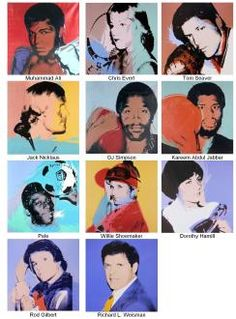 A multimillion-dollar collection of original artwork by famed pop art icon Andy Warhol was stolen from a West Los Angeles home in september 2009.