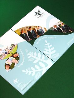 The Joseph Rowntree School prospectus front and back cover